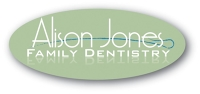Logo for Alison Jones, D.D.S., P.A.