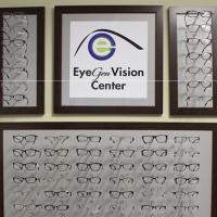 Logo for EyeGen Vision Center Optometry
