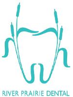 Logo for River Prairie Dental