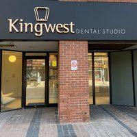 Logo for Kingwest Dental Studio