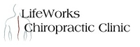 Logo for LifeWorks Chiropractic Clinic