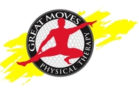 Logo for Great Moves Inc