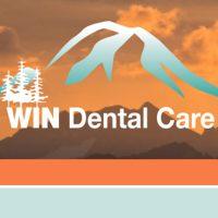 Logo for WIN Dental Care: Dr. James Nguyen