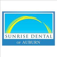 Logo for Sunrise Dental of Auburn
