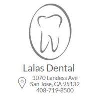 Logo for Lalas Dental