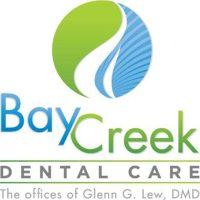Logo for Bay Creek Dental Care The offices of Dr.Glenn Lew