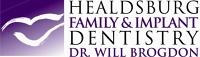 Logo for Healdsburg Family and Implant Dentistry