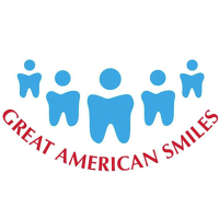 Logo for Great American Smiles