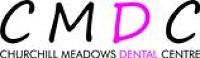Logo for Churchill Meadows Dental Centre
