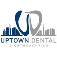 Logo for Uptown Dental & Orthodontics