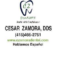 Logo for Cesar Zamora, DDS