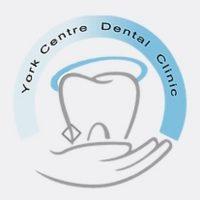 Logo for York Center Dental Health - New Market