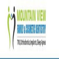 Logo for Mountain View Family & Cosmetic Dentistry