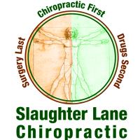 Logo for Slaughter Lane Chiropractic