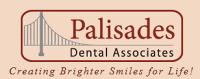Logo for Palisades Dental Associates
