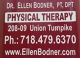 Ellen C. Bodner, P.T., D.P.T.