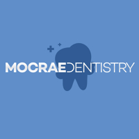 Logo for Dr. Steve Mocrae Dentistry