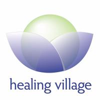 Logo for Healing Village