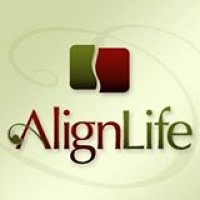 Logo for AlignLife - Chiropractic & Natural Health Center