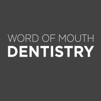 Logo for Word of Mouth Dentistry - Dr. Montague & Associates