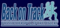 Logo for Back on Track Physio - Hunt Club