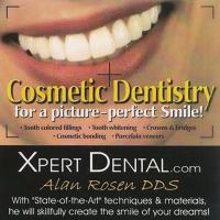 Logo for Alan Rosen DDS, Xpert Dental.com