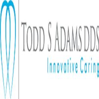 Logo for Todd S. Adams, DDS