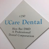 Logo for Ucare Dental