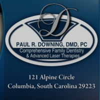 Logo for Dr. Paul R. Downing, DMD