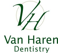 Logo for Van Haren Dentistry