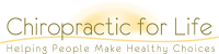Logo for Chiropractic for Life