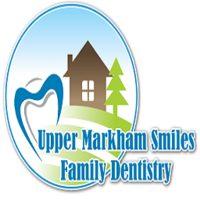 Logo for Upper Markham Smiles Family Dentistry