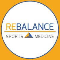 Logo for Rebalance Sports Medicine (Yonge & Adelaide)