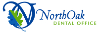 Logo for North Oak Dental Office