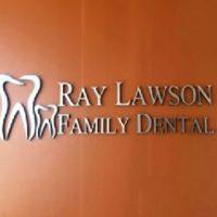 Logo for Ray Lawson Family Dental