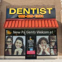 Logo for Sheridan Garden Dental Office