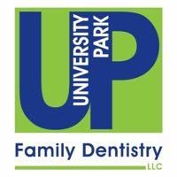 Logo for University Park Family Dentistry
