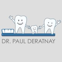 Logo for Dr. Paul Deratnay Family and Cosmetic Dentistry