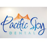 Logo for Pacific Sky Dental