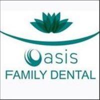 Logo for Oasis Family Dental