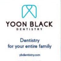 Logo for Yoon Black Dentistry