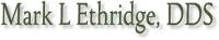 Logo for Mark Ethridge's Practice