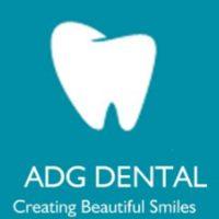 Logo for ADG Dental