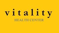 Logo for Vitality Health Center