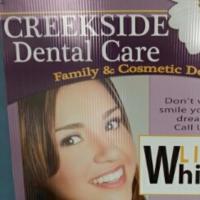 Logo for Creekside Dental Care