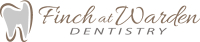 Logo for Finch at Warden Dentistry