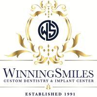 Logo for WinningSmiles Custom Dentistry & Implant Center