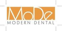 Logo for Modern Dental