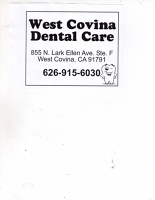 Logo for West Covina Dental Care Office Of Charles J. Young Dds