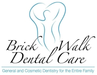 Logo for Brick Walk Dental Care